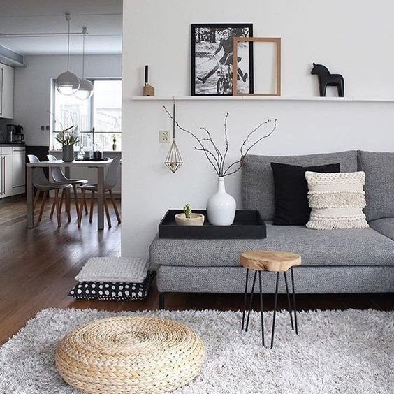 Home Design Ideas Instagram: Jakie Dodatki Do Szarego Salonu?