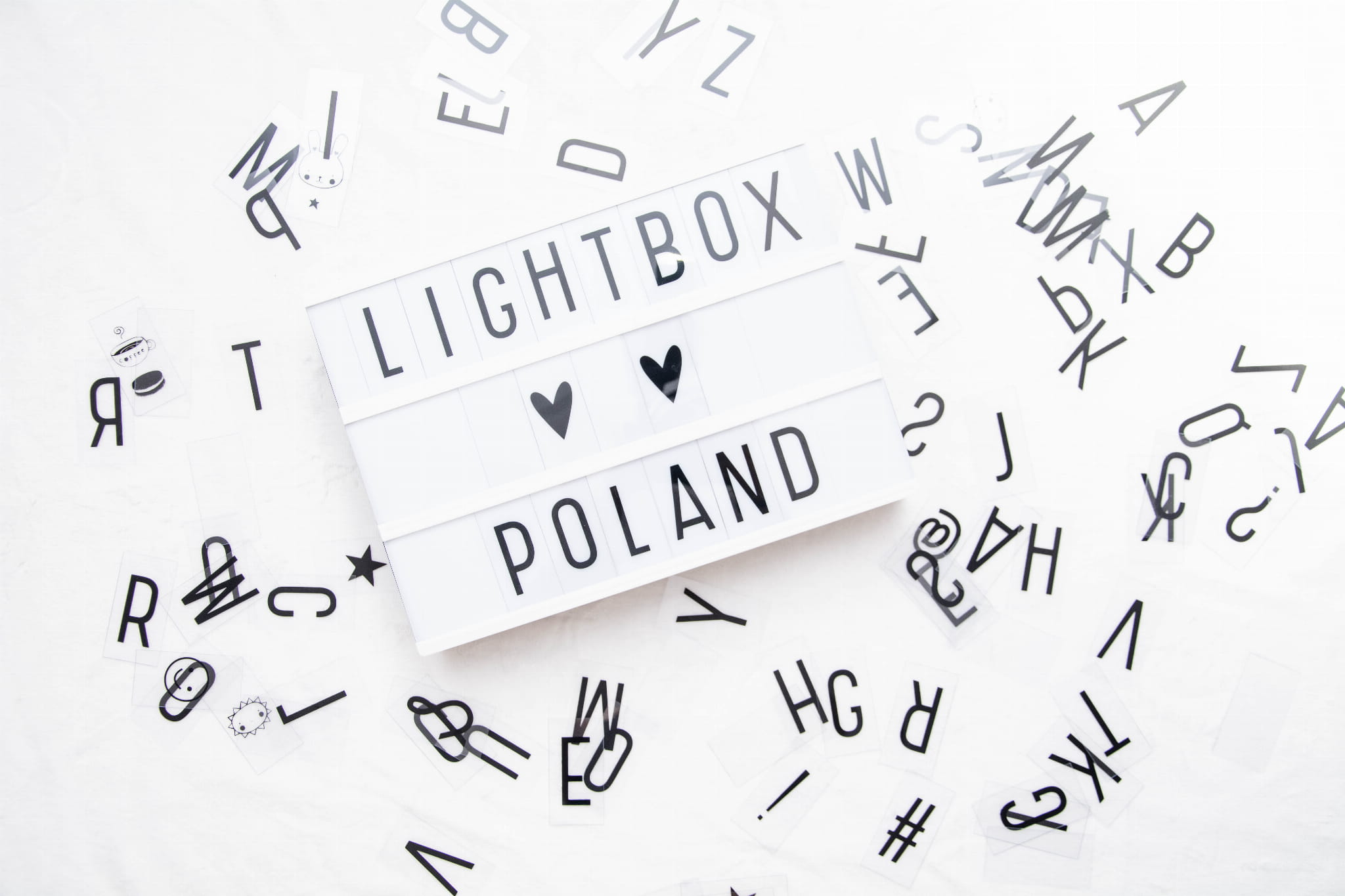 Lampka LIGHTBOX A4 LED