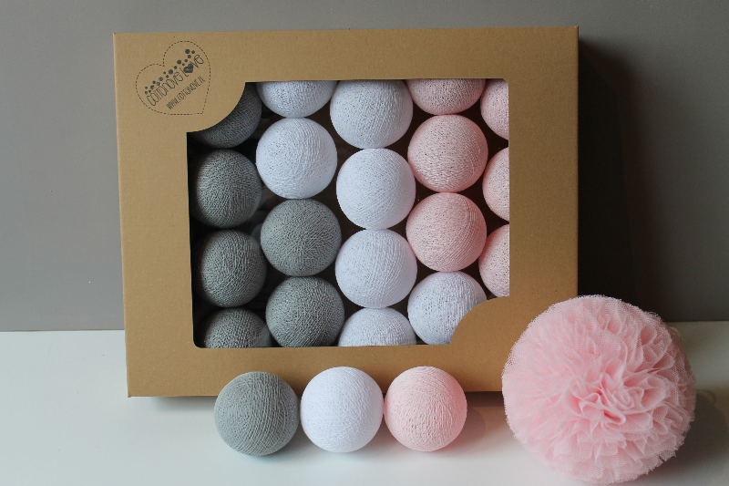 COTTON BALLS SOFT POWDER